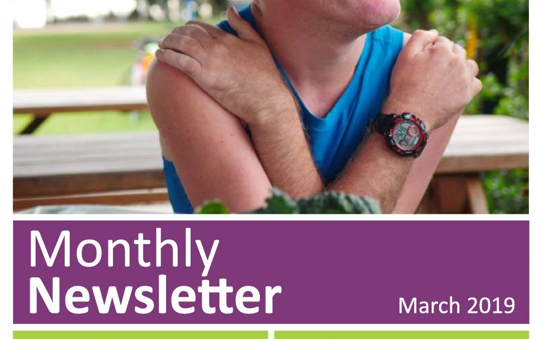 Newsletter – March