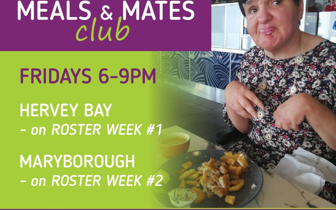 Meals & Mates Club